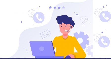 Cómo ponerse en contacto con el soporte de Olymp Trade
